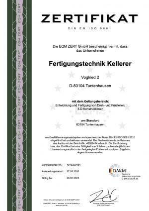 Zertifikat_ISO_9001_Fertigungstechnik Kellerer_Tuntenhausen_27.05.2020_page_1